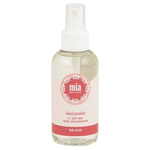 Picture of Island Paradise Body Oil Mist - 4 oz